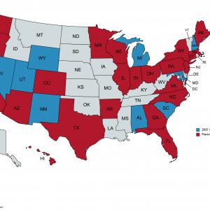 TGM Clinic Map